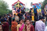 কপিলমুনিতে শারদীয় দুর্গাপূজার প্রতিমা বিসর্জন
