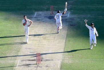 চতুর্থ ইনিংসে ৩২৮ রান তাড়া করে ঐতিহাসিক টেস্ট জয় ভারতের