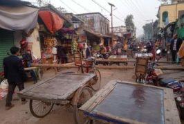 যশোর শার্শার বাগআঁচড়া-শংকরপুর সড়ক মরণফাঁদ: চরম ভোগান্তিতে লাখ লাখ জনসাধারণ