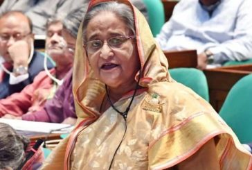 নৌকায়ই উঠতে হবে: খালেদা জিয়াকে প্রধানমন্ত্রী