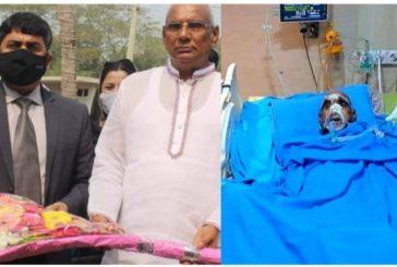 কচুয়া উপজেলা পরিষদ চেয়ারম্যান এসএম মাহফুজুর রহমান আর নেই
